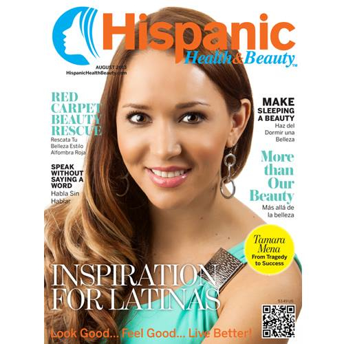 Hispanic Health & Beauty COVER