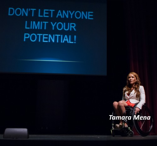 -TM-Speaking- Don't let Anyone Limit You
