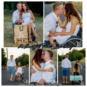 True Love - Tamara & Chris - Engagement Photos