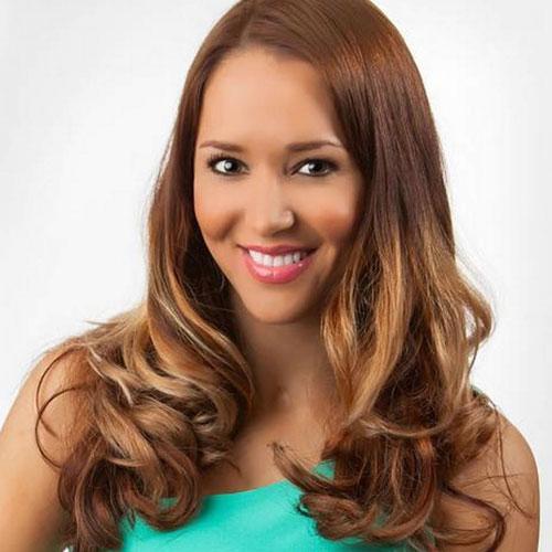 Tamara speaks at Hispanic Education Conference